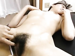 Asian amateur gets her pussy teased